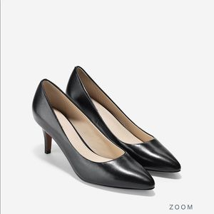 Cole Haan Harlow Pumps (65mm) black leather